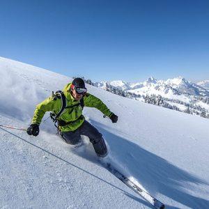 Ski Resorts in Switzerland   Huus Gstaad   Skiing